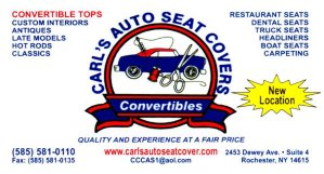 Carls Auto Seat Covers